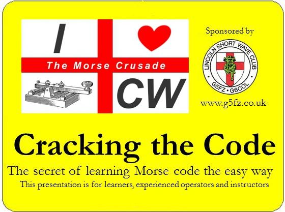 Morse Crusade Presentation